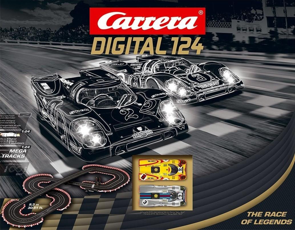 Carrera digital 124 Verpackung