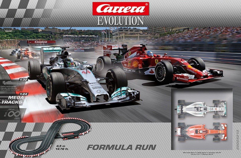 Carrera Evolution Verpackung