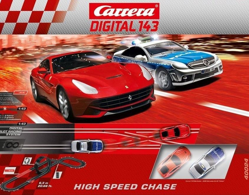 Bild Carrera Digital 143 Karton