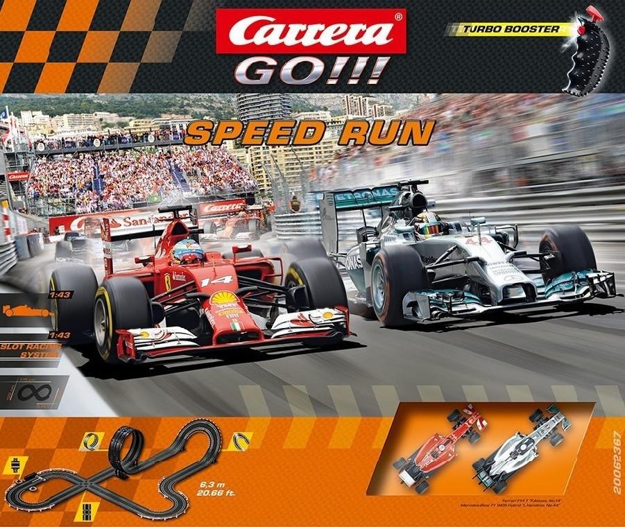 Beispiel Bild einer Carrera Go Rennbahn