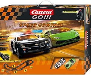 Carrera Rennbahn Test Carrera go