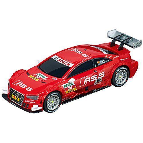 Carrera 20064042 - Go Audi A5 DTM M Molina, No.20 , Spielbahnen -