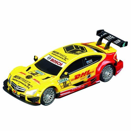 Stadlbauer 20061275 - AMG Mercedes C-Coupe DTM, D.Coulthard, No.19 -