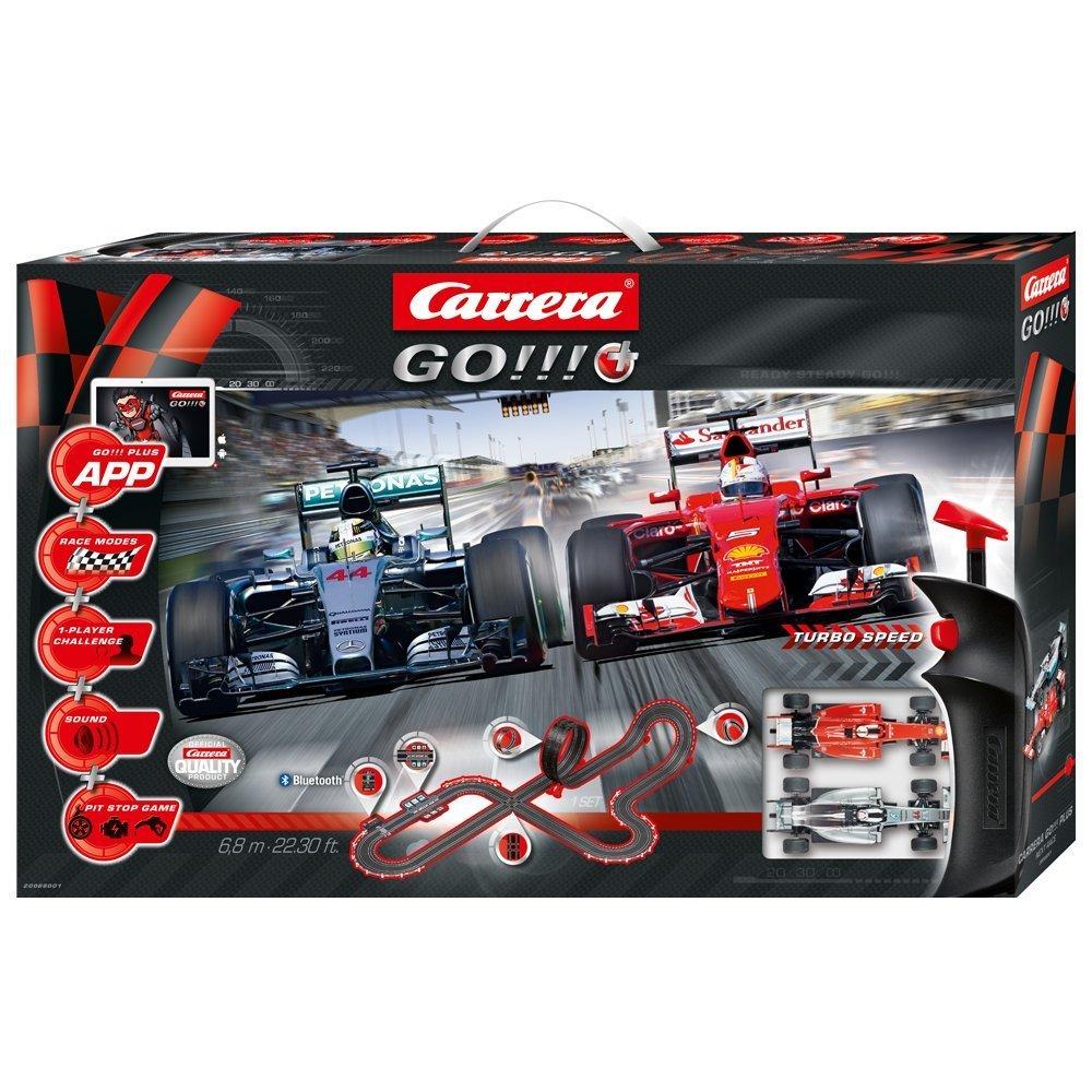 Carrera Rennbahn Test Carrera Go plus