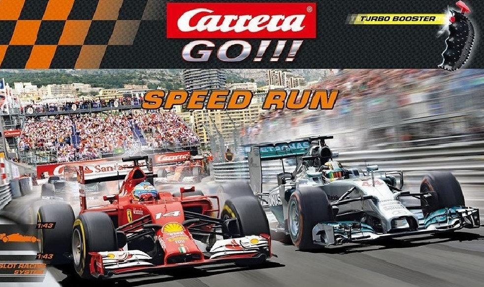 Mehr Informationen zur Carrera Go